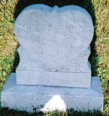 BROOKS, ROBERT - Scioto County, Ohio | ROBERT BROOKS - Ohio Gravestone Photos