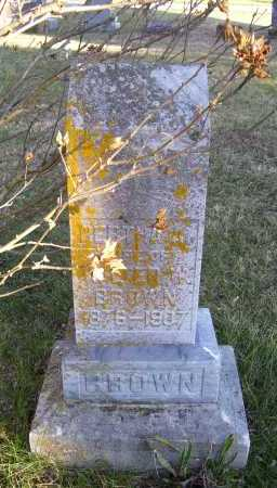 BROWN, BERTHA A. - Scioto County, Ohio | BERTHA A. BROWN - Ohio Gravestone Photos