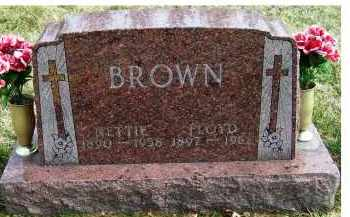 BROWN, FLOYD - Scioto County, Ohio | FLOYD BROWN - Ohio Gravestone Photos