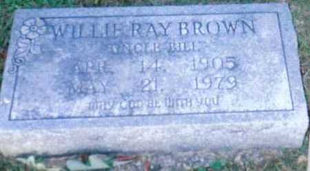 BROWN, WILLIE RAY - Scioto County, Ohio | WILLIE RAY BROWN - Ohio Gravestone Photos