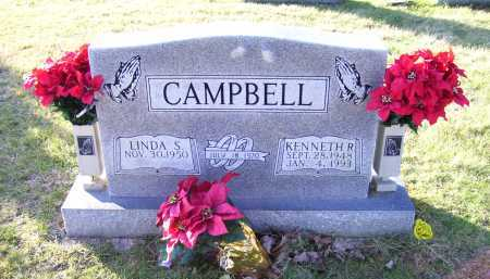 CAMPBELL, LINDA S. - Scioto County, Ohio | LINDA S. CAMPBELL - Ohio Gravestone Photos
