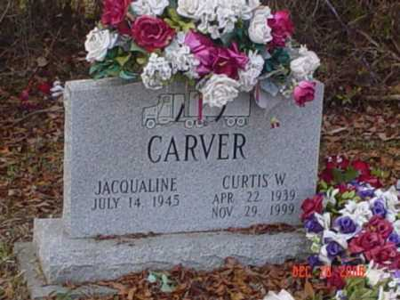 CARVER, JACQUALINE - Scioto County, Ohio | JACQUALINE CARVER - Ohio Gravestone Photos