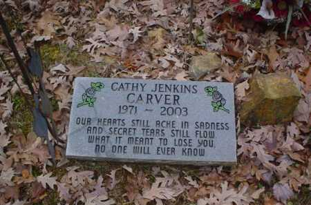 JENKINS CARVER, CATHY - Scioto County, Ohio | CATHY JENKINS CARVER - Ohio Gravestone Photos