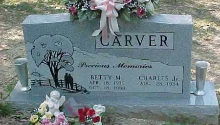 CARVER, BETTY M. - Scioto County, Ohio | BETTY M. CARVER - Ohio Gravestone Photos