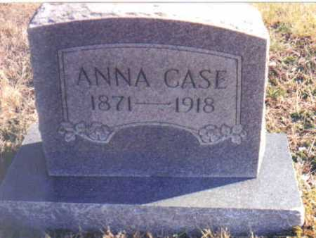 KOENIG CASE, ANNA - Scioto County, Ohio | ANNA KOENIG CASE - Ohio Gravestone Photos