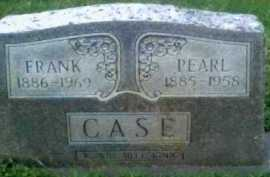CASE, FRANK - Scioto County, Ohio | FRANK CASE - Ohio Gravestone Photos