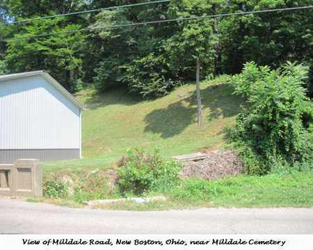 CEMETERY, MILLDALE - Scioto County, Ohio | MILLDALE CEMETERY - Ohio Gravestone Photos