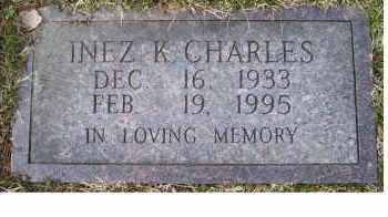 CHARLES, INEZ K. - Scioto County, Ohio | INEZ K. CHARLES - Ohio Gravestone Photos