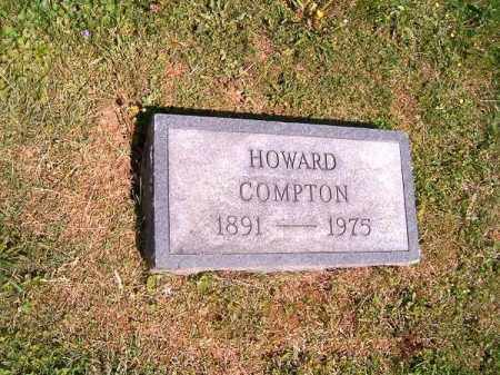 COMPTON, HOWARD - Scioto County, Ohio | HOWARD COMPTON - Ohio Gravestone Photos