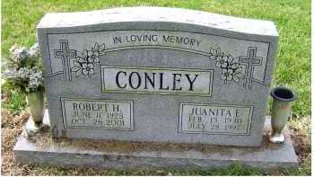 CONLEY, ROBERT H. - Scioto County, Ohio | ROBERT H. CONLEY - Ohio Gravestone Photos