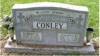 CONLEY, JUANITA E. - Scioto County, Ohio | JUANITA E. CONLEY - Ohio Gravestone Photos