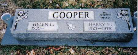 COOPER, HARRY E. - Scioto County, Ohio | HARRY E. COOPER - Ohio Gravestone Photos