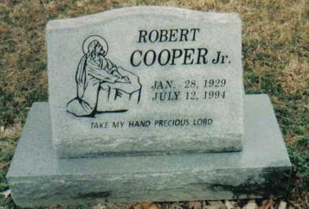 COOPER, ROBERT - Scioto County, Ohio | ROBERT COOPER - Ohio Gravestone Photos