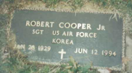 COOPER, ROBERT JR. - Scioto County, Ohio | ROBERT JR. COOPER - Ohio Gravestone Photos
