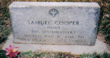 COOPER, SAMUEL - Scioto County, Ohio | SAMUEL COOPER - Ohio Gravestone Photos