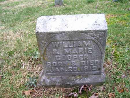 COOPER, WILLIAM - Scioto County, Ohio | WILLIAM COOPER - Ohio Gravestone Photos