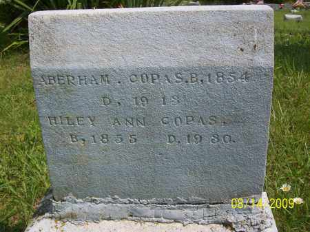 COPAS, HILEY ANN - Scioto County, Ohio | HILEY ANN COPAS - Ohio Gravestone Photos