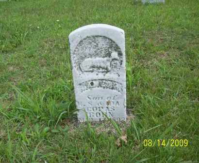 COPAS, JAMES H. - Scioto County, Ohio | JAMES H. COPAS - Ohio Gravestone Photos