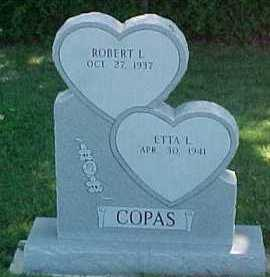 COPAS, ROBERT L. - Scioto County, Ohio | ROBERT L. COPAS - Ohio Gravestone Photos