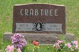 CRABTREE, BESSIE - Scioto County, Ohio | BESSIE CRABTREE - Ohio Gravestone Photos