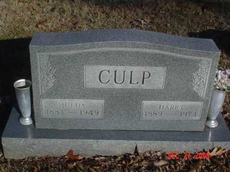 CULP, HULDA - Scioto County, Ohio | HULDA CULP - Ohio Gravestone Photos