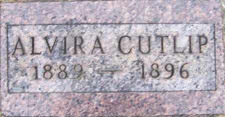CUTLIP, ALVIRA - Scioto County, Ohio | ALVIRA CUTLIP - Ohio Gravestone Photos
