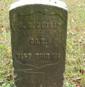 CUTLIP, DANIEL B. - Scioto County, Ohio | DANIEL B. CUTLIP - Ohio Gravestone Photos