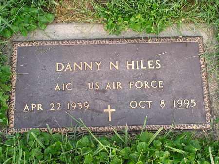 HILES DANNY, N - Scioto County, Ohio | N HILES DANNY - Ohio Gravestone Photos