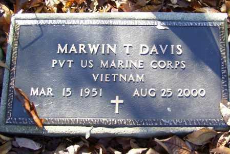 DAVIS, MARWIN - Scioto County, Ohio | MARWIN DAVIS - Ohio Gravestone Photos