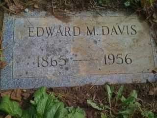DAVIS, THOMAS - Scioto County, Ohio | THOMAS DAVIS - Ohio Gravestone Photos
