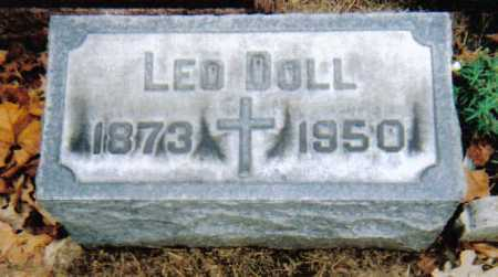 DOLL, LEO - Scioto County, Ohio | LEO DOLL - Ohio Gravestone Photos