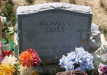 DOSS, MICHAEL L. - Scioto County, Ohio | MICHAEL L. DOSS - Ohio Gravestone Photos