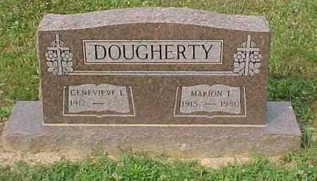 DOUGHERTY, GENEVIEVE L. - Scioto County, Ohio | GENEVIEVE L. DOUGHERTY - Ohio Gravestone Photos