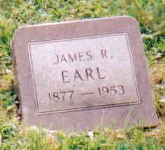 EARL, JAMES R. - Scioto County, Ohio | JAMES R. EARL - Ohio Gravestone Photos