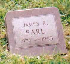 EARL, JAMES R. - Scioto County, Ohio | JAMES R. EARL - Ohio Gravestone Photos
