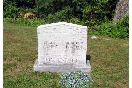EICHENLAUB, ESTELLA - Scioto County, Ohio | ESTELLA EICHENLAUB - Ohio Gravestone Photos
