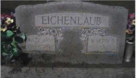 THOMPSON EICHENLAUB, DOLLY JANE - Scioto County, Ohio | DOLLY JANE THOMPSON EICHENLAUB - Ohio Gravestone Photos