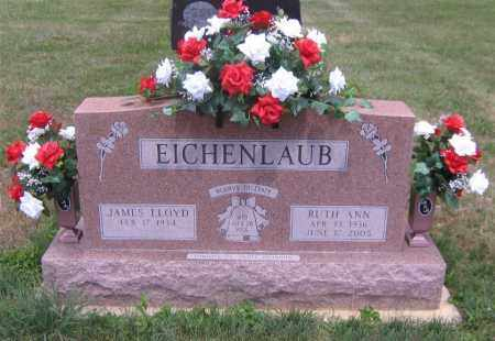 EICHENLAUB, RUTH ANN - Scioto County, Ohio | RUTH ANN EICHENLAUB - Ohio Gravestone Photos