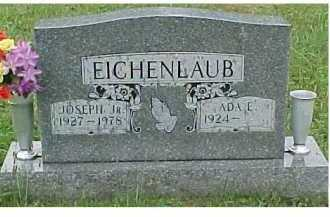 EICHENLAUB, JOSEPH JR. - Scioto County, Ohio | JOSEPH JR. EICHENLAUB - Ohio Gravestone Photos