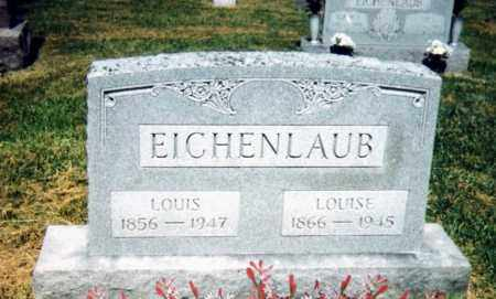 EICHENLAUB, LOUIS - Scioto County, Ohio | LOUIS EICHENLAUB - Ohio Gravestone Photos