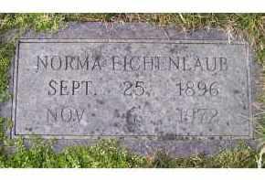 EICHENLAUB, NORMA - Scioto County, Ohio | NORMA EICHENLAUB - Ohio Gravestone Photos