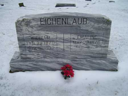 EICHENLAUB, WILLIAM - Scioto County, Ohio | WILLIAM EICHENLAUB - Ohio Gravestone Photos