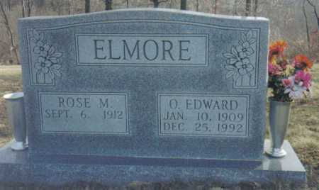 ELMORE, ROSE M. - Scioto County, Ohio | ROSE M. ELMORE - Ohio Gravestone Photos