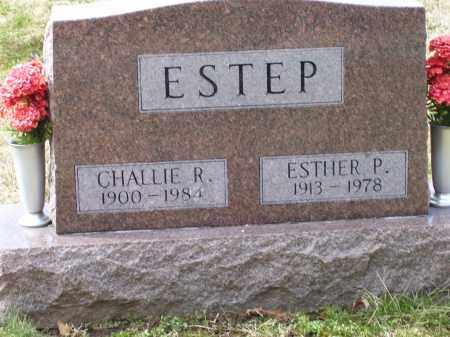 ESTEP, ESTHER P. - Scioto County, Ohio | ESTHER P. ESTEP - Ohio Gravestone Photos