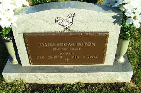 EUTON, JAMES EDGAR - Scioto County, Ohio | JAMES EDGAR EUTON - Ohio Gravestone Photos