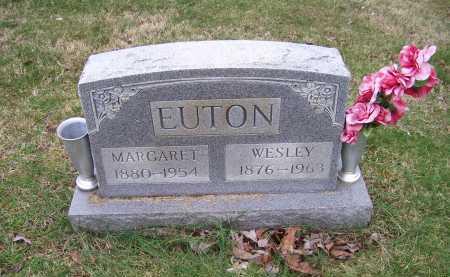 EUTON, MARGARET - Scioto County, Ohio | MARGARET EUTON - Ohio Gravestone Photos