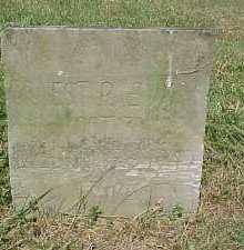EVANS, ERNEST P. - Scioto County, Ohio | ERNEST P. EVANS - Ohio Gravestone Photos