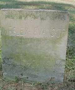 EVANS, WESLEY JR. - Scioto County, Ohio | WESLEY JR. EVANS - Ohio Gravestone Photos