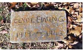 EWING, CLYDE - Scioto County, Ohio | CLYDE EWING - Ohio Gravestone Photos