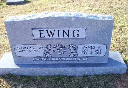 EWING, JAMES W. - Scioto County, Ohio | JAMES W. EWING - Ohio Gravestone Photos